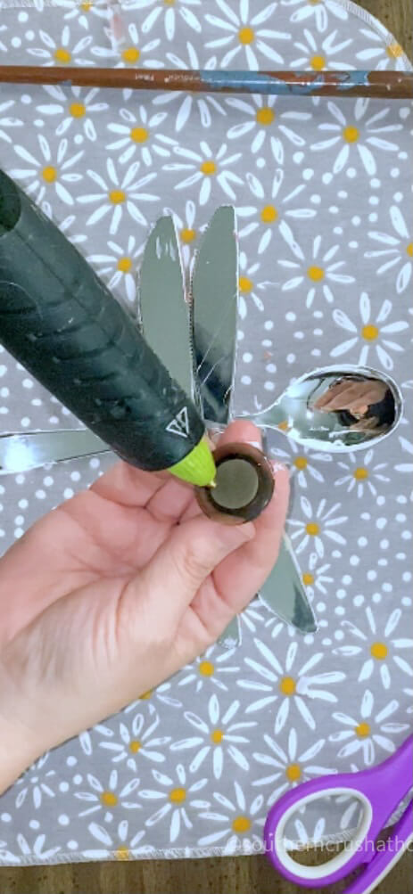 gluing magnets to dragonfly