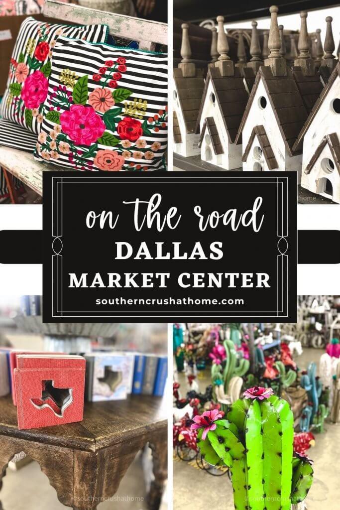 on the road dallas market center pin