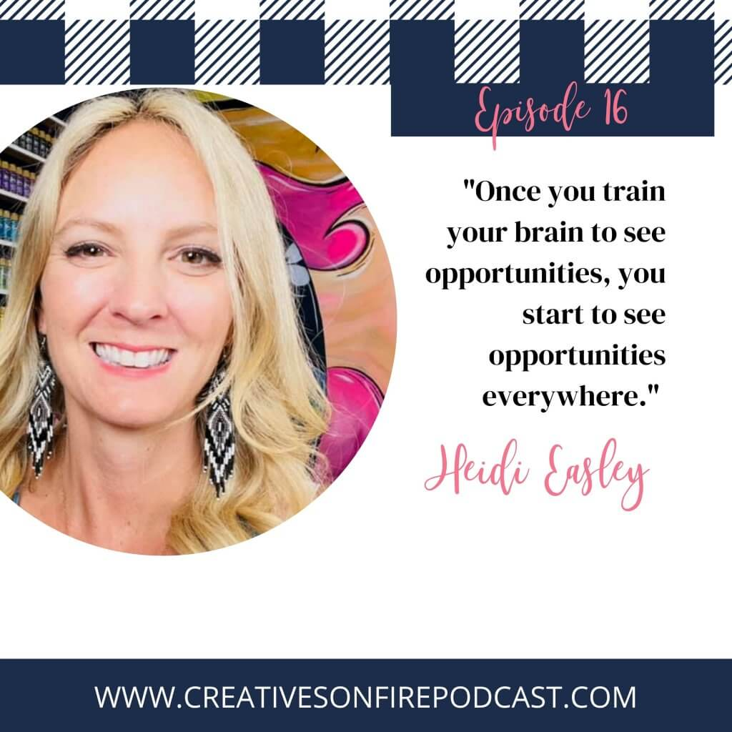 Teach and Inspire Your Way to Success with Heidi Easley