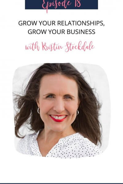 Grow Your Relationships & Business at Haven Conference with Kristin Stockdale