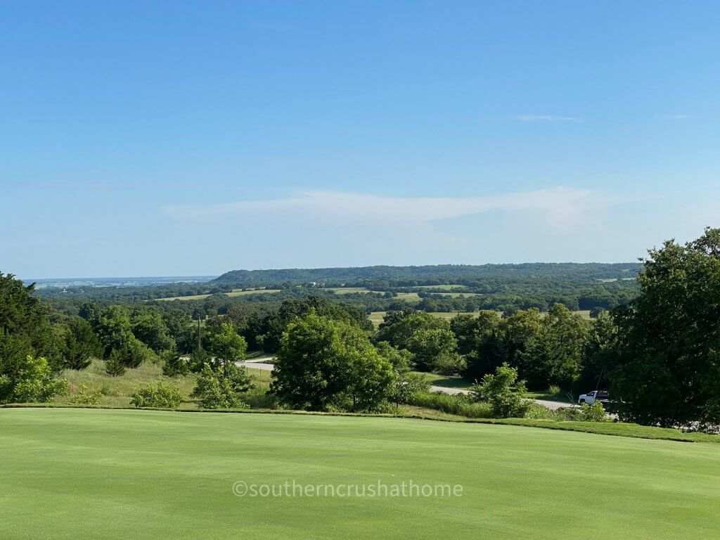 turtle hill golf course views