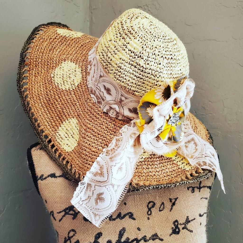 summer bonnet diy
