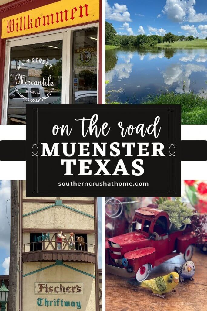 on the road muenster tx pin