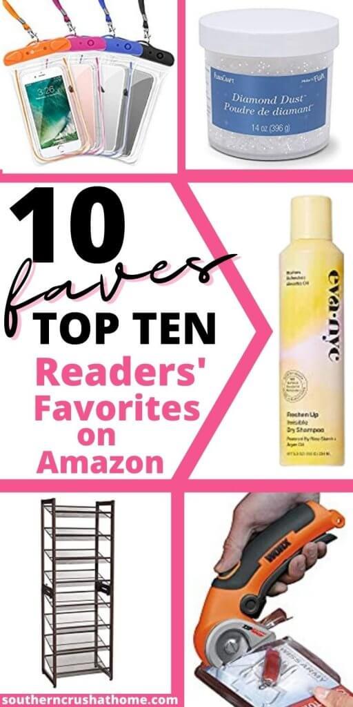 Amazon Favorites PIN