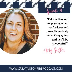 Painting Her Way to Success with Amy Sadler