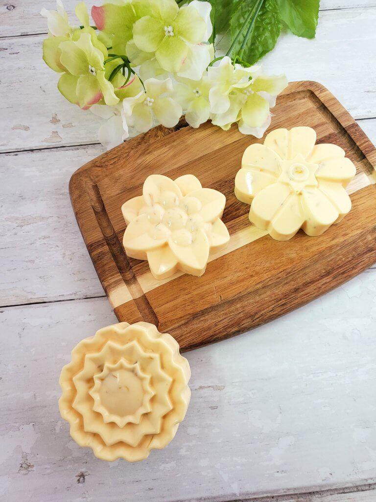 lemon soap diy