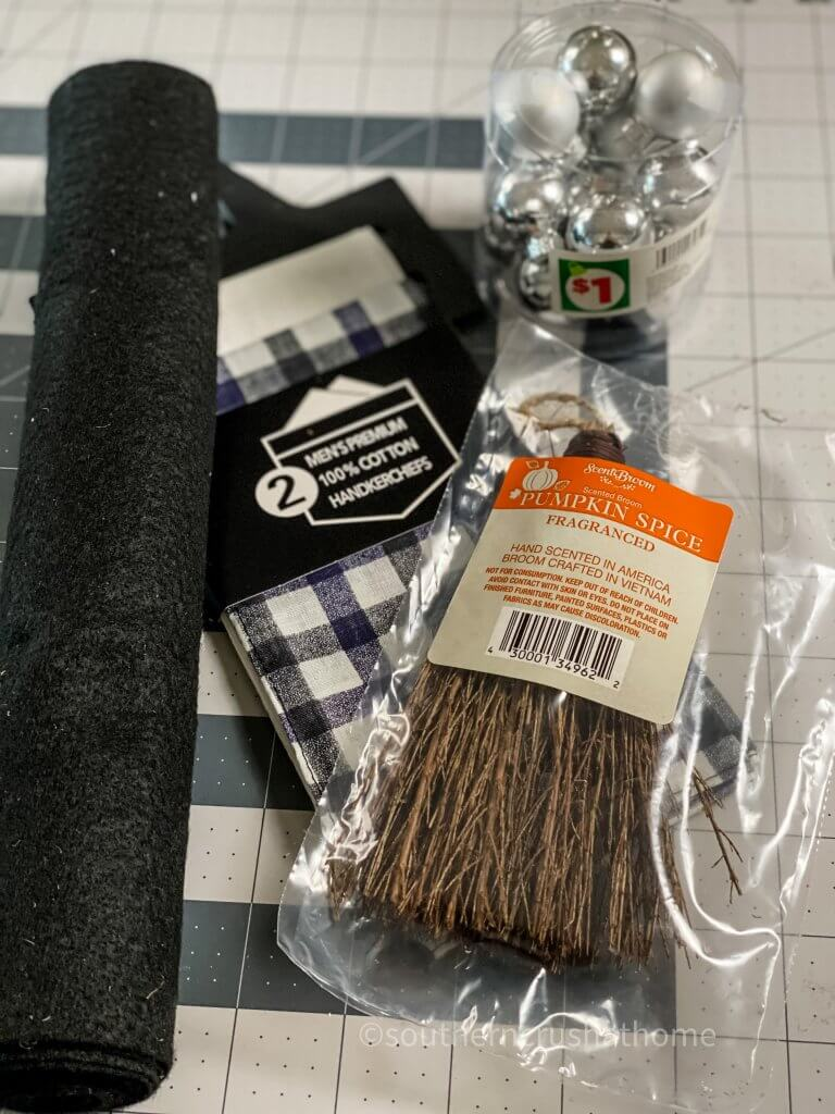 supplies for scented gnome banner