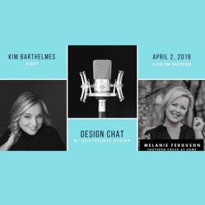 melanie ferguson guest on design chat