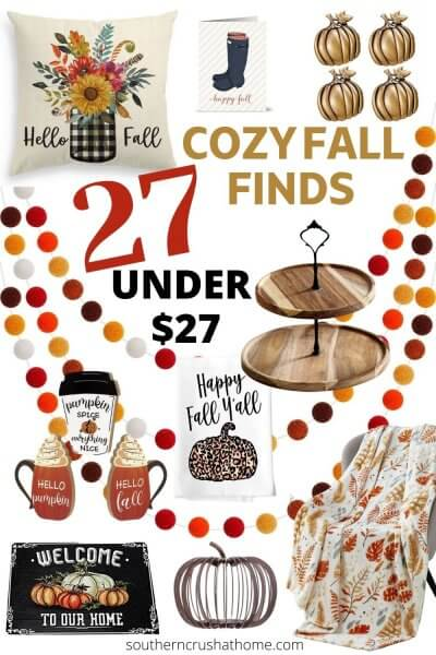 cozy fall finds PIN