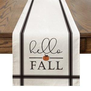 hello fall runner