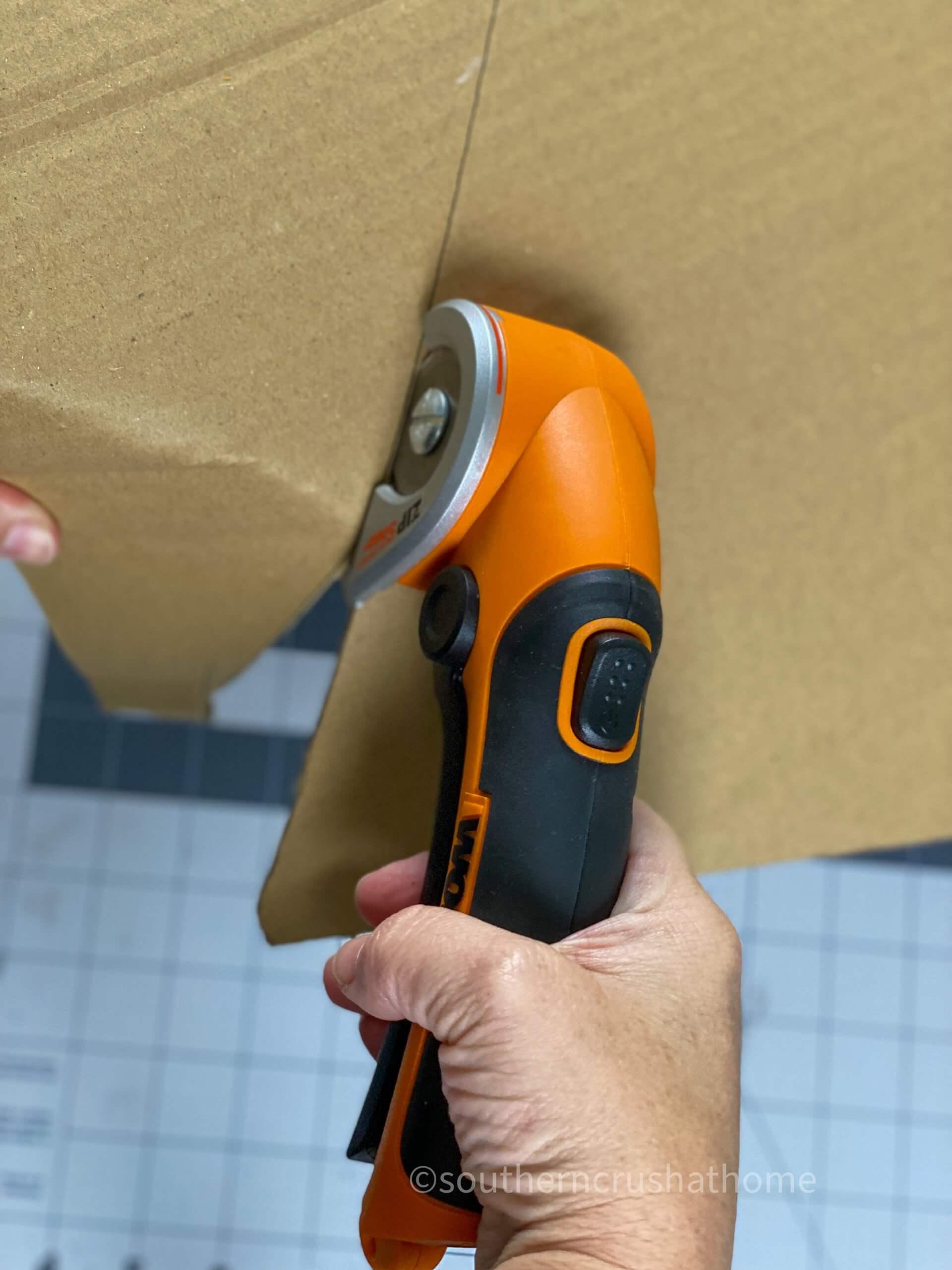 cardboard cutter