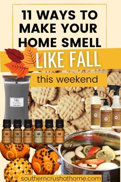 Fall Scents PIN