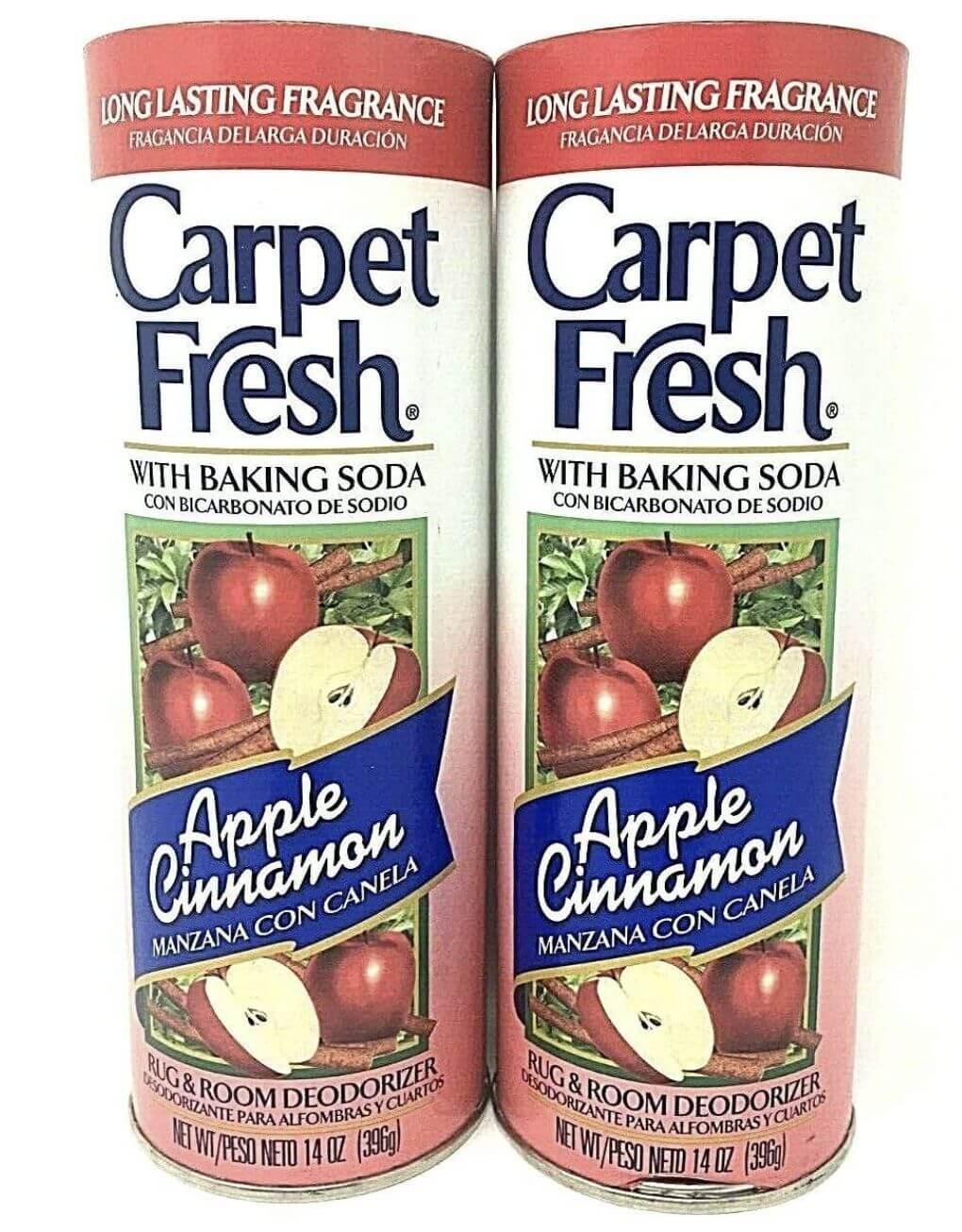 carpet fresh apple cinnamon